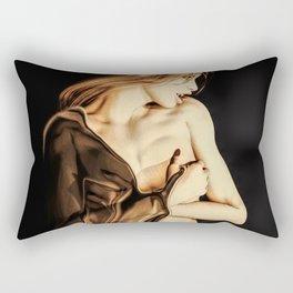 Vampire Awaking Rectangular Pillow