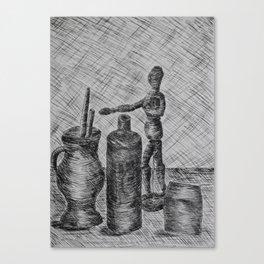 Stilllife Canvas Print
