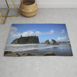 Sea Stacks Rug