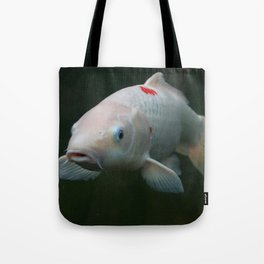 Carp FIsh Tote Bag
