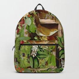Rachael's Wrens Backpack