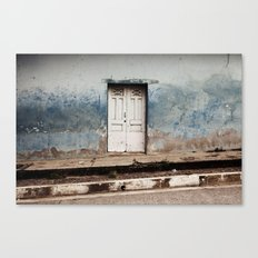 Suchitoto, El Salvador Canvas Print