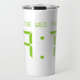 Late Travel Mug