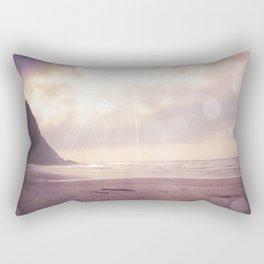 Into the Mystic Rectangular Pillow
