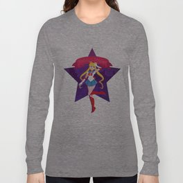 Pretty Soldier Long Sleeve T-shirt