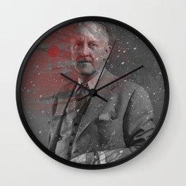 Halldór Laxness Wall Clock