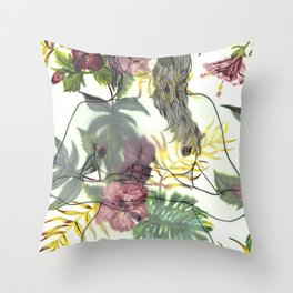 Island Of Mine_01 Throw Pillow