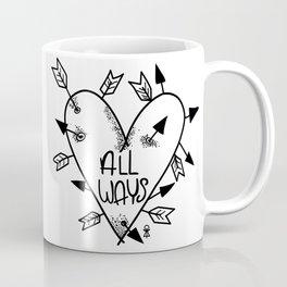 All Ways Coffee Mug
