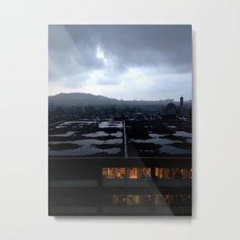 Mile-End (Montreal) Metal Print