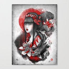 Mizu Canvas Print