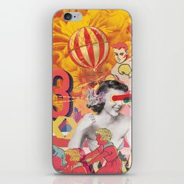Vieux Continent iPhone Skin