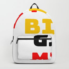 Beer Germany flag holiday gift Backpack