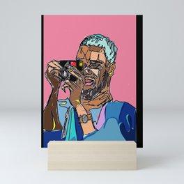 Frank O Mini Art Print
