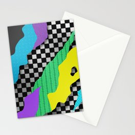 Japanese Patterns 17 Stationery Cards