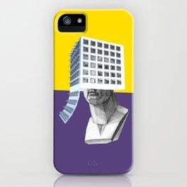 sns iPhone Case