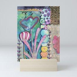Welcome to the Jungle Mini Art Print