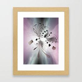 abstract dream -6- Framed Art Print