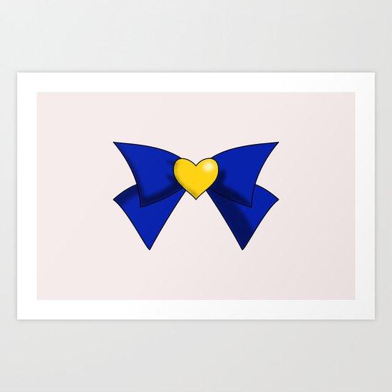 Super Sailor Venus Art Print