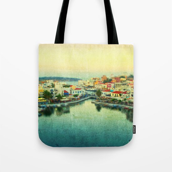 Agios Nikolaos Tote Bag