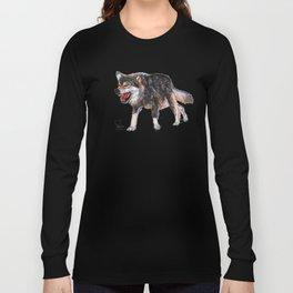 wolf 3  Long Sleeve T-shirt