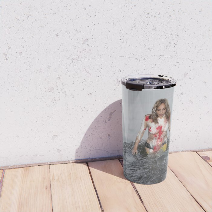 Splash, Splash Travel Mug