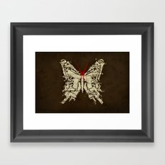 Deadly Species Framed Art Print