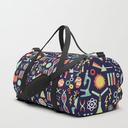 Science Studies Duffle Bag