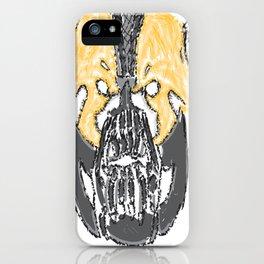 I Will Break You Panda iPhone Case