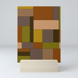 Mondrian #6 Mini Art Print