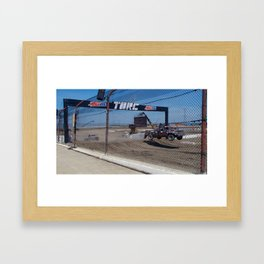 Hey Earl...Watch This! Framed Art Print