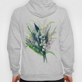 Lilies of the Valley Hoody