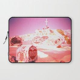 East Jesus California Laptop Sleeve