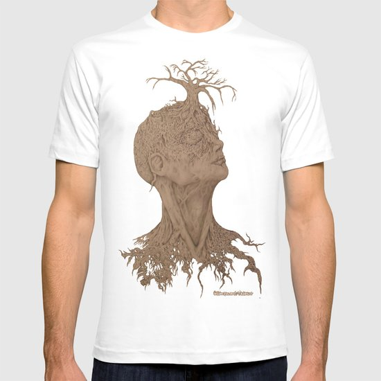 Seeded Truth: Beauty of a growing mind  T-shirt