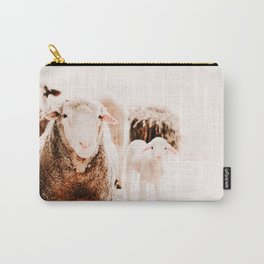Milly's family portrait Carry-All Pouch