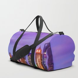 Shanghai - World Big City Duffle Bag