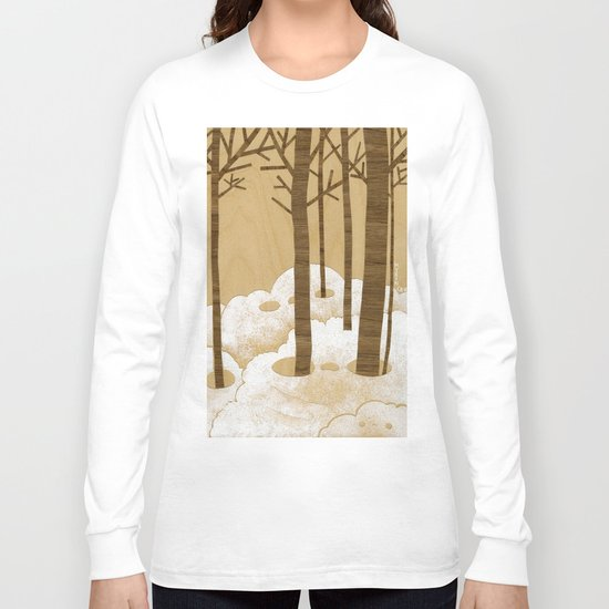 Forest is Alive! Long Sleeve T-shirt