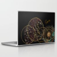 gypsy Laptop & iPad Skins featuring Gypsy by Sherri of Palm Springs   Art and Design