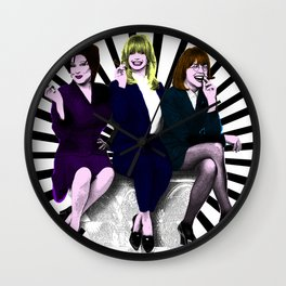 First Wives Club - 'You Don't Own Me' Wall Clock