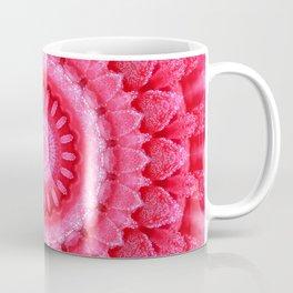 Mandala Rose petals Coffee Mug