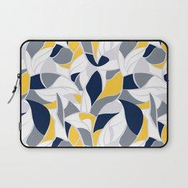 Abstract winter mood II Laptop Sleeve