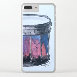 Bobbing to the Beat Clear iPhone Case