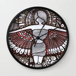 Freedom Feeling Wall Clock