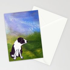 Rex Takes a Break Stationery Cards