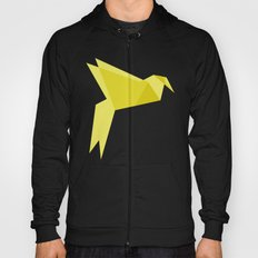 Origami Bird Hoody