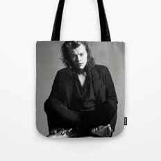 Harry Styles Model Tote Bag