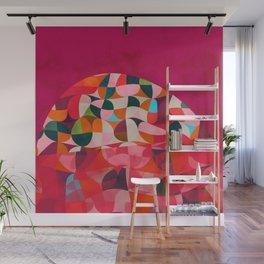 shapes abstract Wall Mural