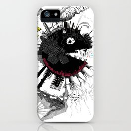 Lost Heaven iPhone Case