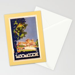 Salsomaggiore Italy 1920s Stationery Cards