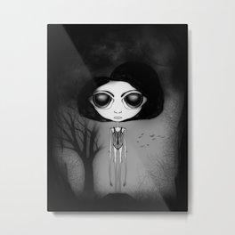 Dark Watter Metal Print