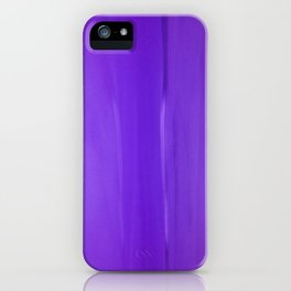 Abstract Purples iPhone Case